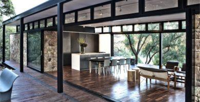 casas prefabricadas de acero