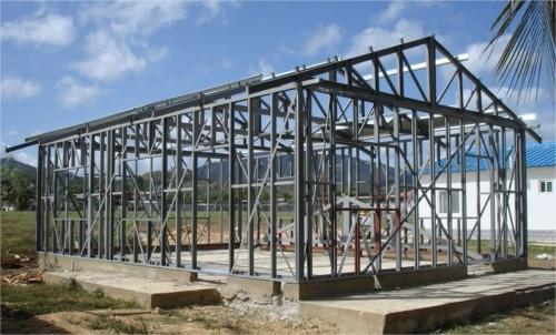 sistema steel framing