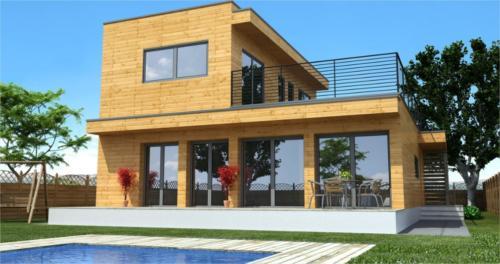 casas prefabricadas de madera precios españa