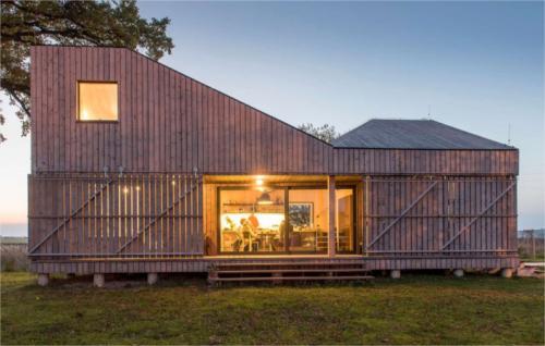 la casa de madera arrieta opiniones