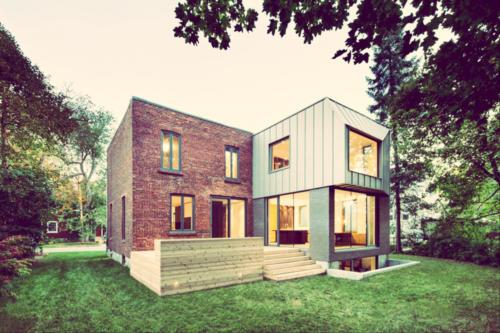 vivienda modular con parcela